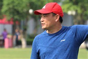 CLB Phù Đổng đặt mục tiêu lên hạng với cựu danh thủ Nguyễn Trung Kiên