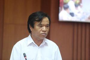 Giám đốc Sở Tài chính Quảng Nam xin nghỉ việc để 'trốn' sai phạm?