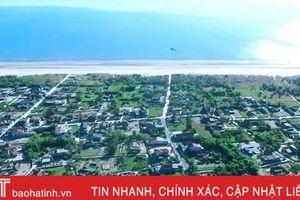'Đổi gió' trải nghiệm du lịch xã biển phía Nam Hà Tĩnh