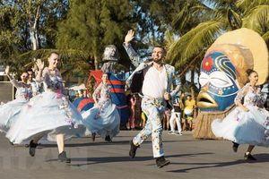 Thanh Hóa: Sôi động Lễ hội Carnival trên phố biển Sầm Sơn