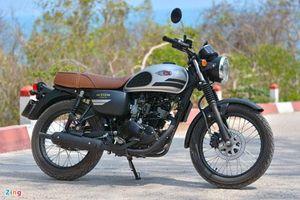 Đánh giá xe Kawasaki W175