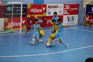 VCK Futsal HDBank VĐQG: SS.KH quật ngã Sahako trong trận cầu cảm xúc