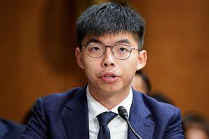 Hoàng Chi Phong nói mình sẽ là 'mục tiêu đầu' của luật an ninh