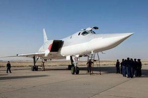 Tu-22M3 Nga 'tàng hình' khi đến Al-Jufra, Libya?