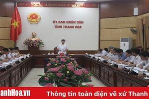 Ban Thường vụ Tỉnh ủy Thanh Hóa duyệt nội dung Đại hội đại biểu Đảng bộ huyện Đông Sơn