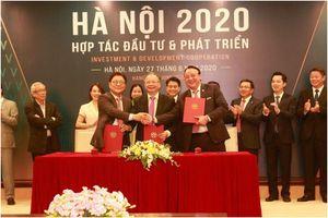 TP. Hà Nội và Tân Hoàng Minh ký kết Biên bản ghi nhớ cam kết đầu tư 2 dự án quy mô gần 4 tỷ USD