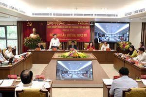 Hà Nội xem xét giữ nguyên 77 nhà dân trong ô đất Dự án hồ điều hòa phường Vĩnh Tuy