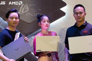 ASUS: Loạt sản phẩm laptop trang bị vi xử lý AMD Ryzen 4000 series mới