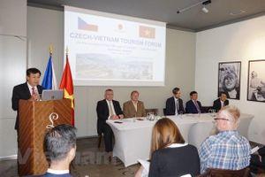 Hậu Covid-19, Việt Nam-Czech thúc đẩy hợp tác du lịch