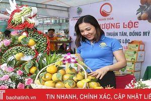 Nâng tầm sản phẩm OCOP Hà Tĩnh