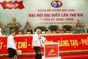 Phú Thiện phấn đấu năm 2025 trở thành huyện nông thôn mới