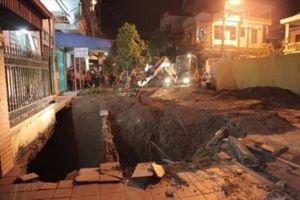 Vì sao sụt lún đất Cẩm Sơn gây hoang mang,giải pháp nào giảm tác động?