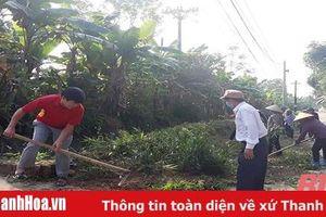 Đảng bộ xã Xuân Thiên nâng cao chất lượng sinh hoạt chi bộ