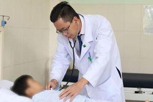 Can thiệp không cần phẫu thuật cho bé mắc bệnh tim
