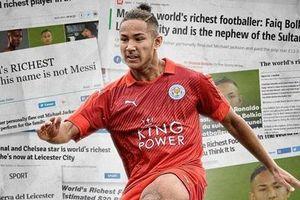 Cầu thủ giàu nhất thế giới chia tay Leicester sau 4 mùa chỉ đá cho đội U23