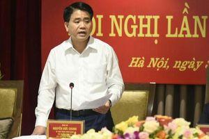 Hà Nội giữ nguyên trạng 77 nhà dân ô đất công viên, hồ điều hòa Vĩnh Tuy