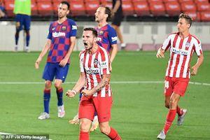 Chia điểm tại Nou Camp, Barcelona khó giữ ngôi vương