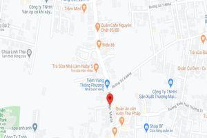Sắp mở rộng đường Trần Văn Mười