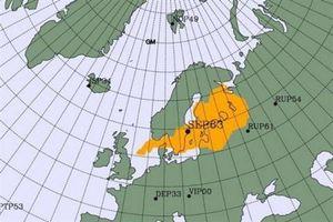 Phát hiện phóng xạ tại Bắc Âu: Nga thử tên lửa Burevestnik?