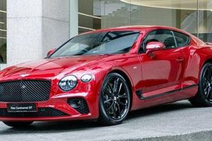 Bentley Continental GT V8 ra mắt Đông Nam Á, công suất 550 mã lực, chạy 0-100 km/h chỉ trong 4 giây