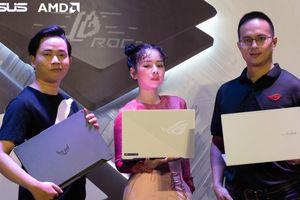 ASUS Việt Nam ra mắt dải sản phẩm laptop sử dụng CPU AMD Ryzen 4000