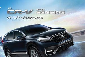 Những công nghệ mới trang bị trên Honda CR-V 2020 sắp ra mắt thị trường Việt Nam
