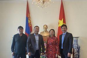 Thúc đẩy quan hệ hợp tác nông nghiệp giữa Việt Nam-Mông Cổ