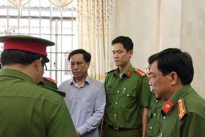 Ðề nghị truy tố cựu Chủ tịch UBND thành phố Trà Vinh