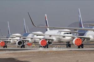 Ngành hàng không Mỹ Latinh suy yếu vì dịch COVID-19