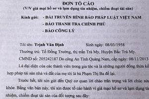 Điện Bàn, Quảng Nam: Trung tâm phát triển quỹ đất bị tố cố tình vi phạm pháp luật