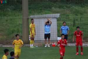 HLV Park Hang Seo 'nhăn mặt' vì nhiều cầu thủ U22 Việt Nam chấn thương