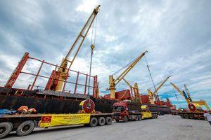 Hoa Sen (HSG) xuất khẩu lô hàng lớn, 50.000 tấn tôn vào châu Âu và châu Mỹ
