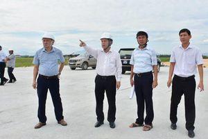 Chủ tịch UBND tỉnh Thừa Thiên Huế yêu cầu đẩy nhanh tiến độ các dự án