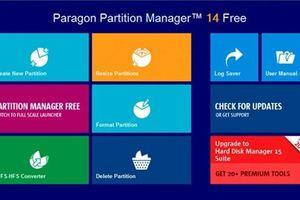 Top 5 phần mềm phân vùng ổ đĩa miễn phí tốt nhất