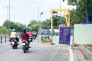 Cấm xe lưu thông hàng loạt tuyến đường trên địa bàn huyện Hóc Môn