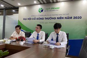 CapitalHouse muốn miễn nhiệm Chủ tịch Nguyễn Thành Trung