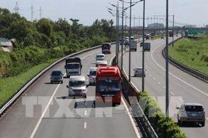 Sau hơn 1 năm ngừng thu phí, cao tốc Tp. Hồ Chí Minh-Trung Lương được đề xuất thu trở lại