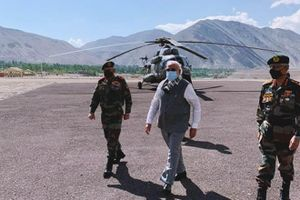 Trung Quốc lên tiếng về chuyến thăm của Thủ tướng Ấn Độ tới biên giới