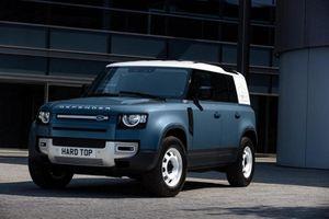 Land Rover công bố phiên bản Hard Top cho Defender mới