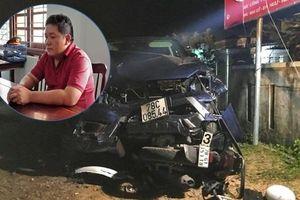 Đề nghị truy tố tài xế gây tai nạn giao thông khiến 4 người chết ở Phú Yên