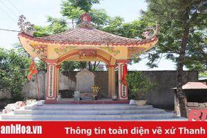 Độc đáo nét đẹp di tích văn hóa – lịch sử đền Phúc và bia Tây Sơn