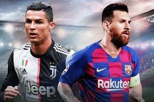 Những ngôi sao từng sát cánh với Messi và Ronaldo