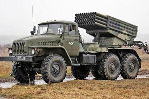 Vì sao Nga luôn đi đầu trong phát triển pháo phản lực phóng loạt?
