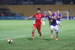 Hà Nội FC 'bất lực' trước Viettel ở derby Thủ đô