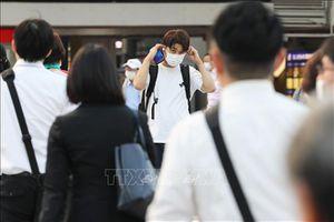 Nhật Bản ghi nhận số ca mắc COVID-19 theo ngày cao nhất trong hơn 1 tháng