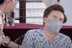 Nhân vật Đại Nghĩa tuyệt vọng vì căn bệnh phổi mãn tính