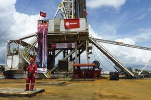 Toàn bộ giàn khoan dầu ở Venezuela đã bị ngưng hoạt động