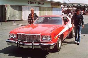 Những dòng xe xuất hiện nhiều nhất trong các bộ phim nổi tiếng