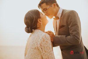 Bộ ảnh cưới 'Mình cùng nhau già đi' khiến ai xem cũng muốn được yêu