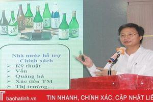 Giúp phụ nữ Hà Tĩnh khởi nghiệp, xây dựng cuộc sống an toàn